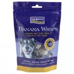 Fish4Dogs Banana Wraps